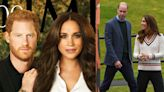 Royal Family expert believes William and Kate will feel 'anxious' about Harry and Meghan's TIME photos