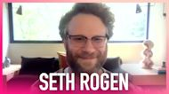 Seth Rogen Stole A Drink From Bob Dylan's Dressing Room