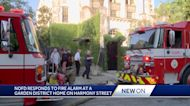 NOFD responds to fire alarm at home of Beyonce and Jay-Z in New Orleans