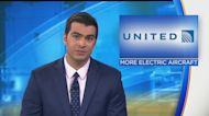 United Airlines In Deal To Buy 100 Electric Planes