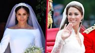 Meghan Markle Tops List Of UK's Most Popular Wedding Dresses Of The Decade