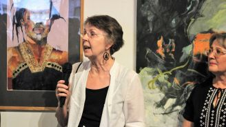 Record crowds and art submitted for Archway Gallery 11th Annual Juried Art Exhibition
