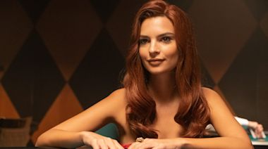 'Lying and Stealing' star Emily Ratajkowski explains why stealing art from the rich is OK