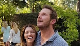 Katherine Schwarzenegger and Chris Pratt Welcome First Child Together: Revisit Their Love Story - E! Online