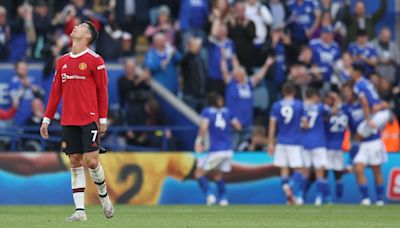 Leicester City vs Manchester United: Foxes clobber sloppy Red Devils