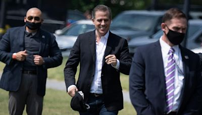 Hunter Biden expected to meet with potential art buyers before anonymous sales