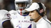 Emotional Les Miles on Kansas snapping historic losing streak: 'It's why you came back'