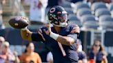 Rookie Fields making first NFL start as Bears visit Browns