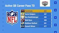 Will Tom Brady reach 700 TD passes? 'GMFB'