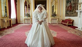 The story behind Princess Diana's wedding gown: 'We wanted to make a fairy tale dress, like a Disney movie'