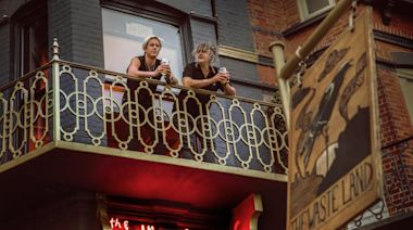 Pete Doherty meets Basil Fawlty? Checking into The Libertines' first boutique hotel