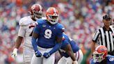 Game Balls: Florida vs Alabama