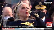Her Inner Katniss! Did Lady Gaga Channel 'The Hunger Games' at Inauguration?