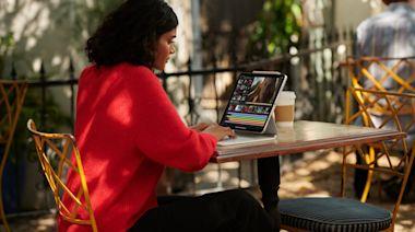 M1 iPad Pro 速度較前代提升 50%,還勝過高階 MacBook Pro