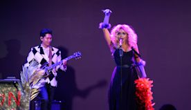 R&B Duo Lion Babe Commemorate Album Anniversary With 'Cosmic' New Music Video
