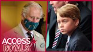 Prince Charles Horses Around With A New Pal Named Prince George In Wales