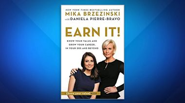 Mika Brzezinski on her book new book, 'Earn It'