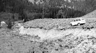 Yellowstone was rocked by a magnitude 7.3 earthquake 60 years ago—and the scars are still visible today