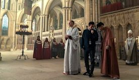 'The King' Production Designer Fiona Crombie on How She Recreated 15th Century England