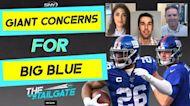 Finding Giants wins, Zach Wilson grades, Kadarius Toney's explosiveness | The Tailgate