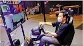 動漫電玩節今開鑼 必玩5G虛擬實境賽車