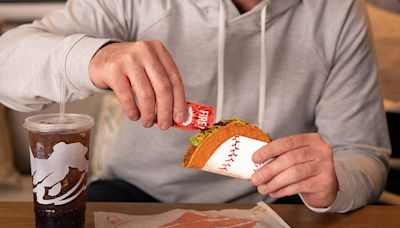 Free food alert: Get a taco at Taco Bell on Wednesday for World Series stolen base and Wendy's chicken sandwich
