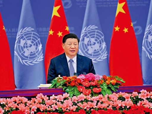 習近平:中國始終做世界和平建設者