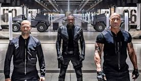 'Fast & Furious Presents: Hobbs & Shaw' Trailer: Dwayne Johnson & Jason Statham Take Off In Time For Super Bowl