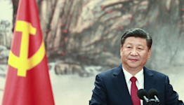 China pledges to stop building new coal energy plants abroad