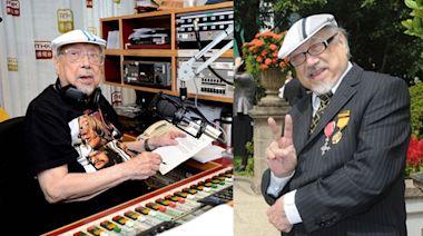 96歲Uncle Ray宣佈月中榮休 縱橫廣播界70年︰我與音樂同在 | 蘋果日報