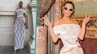 Kim Kardashian Insists That She Was Following Vatican Dress Code In Cut-Out Dress