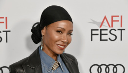 Jada Pinkett Smith celebrates her birthday with a retro rollerskating party: 'I rolled into 50 like...'