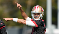 Cowboys, Colts are showing why the 49ers held onto Jimmy Garoppolo