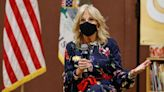 First lady Jill Biden stumps in New Jersey, Virginia to help elect Democratic governors