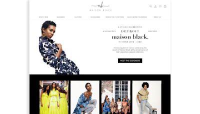 Maison Black to Unveil E-commerce Site Exclusively for Black Designers