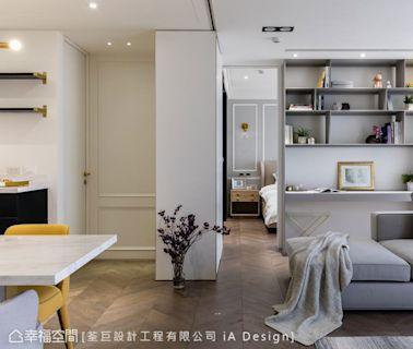 誰說深色木質太老氣?6款設計重現深色木地板搭配的醇厚質感