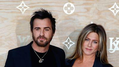 So Sweet! Jennifer Aniston Praises Ex Justin Theroux and His Dog Kuma