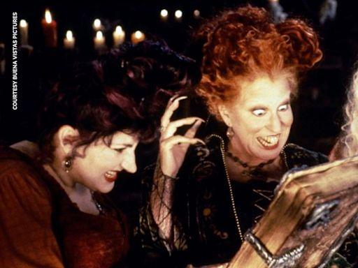 Bette Midler announces 'Hocus Pocus' reunion with Meryl Streep, Jamie Lee Curtis, more