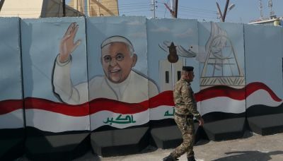 Pope's upcoming visit brings attention to the dwindling population of Christians in Iraq
