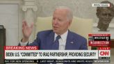 Joe Biden Snaps at Kelly O'Donnell Vaccine Mandate Question