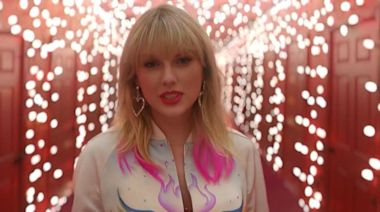 Taylor Swift says she'll re-record old albums, drops 'Lover' music video