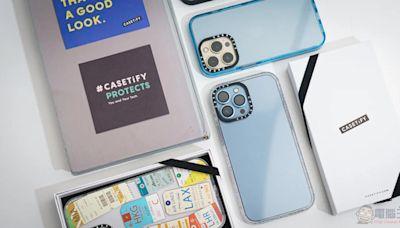 啟動 iPhone 13 系列「強悍級模式」,CASETiFY 防摔殼開箱體驗