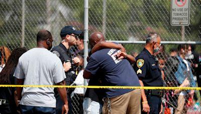 At least 2 injured in shooting at high school in Newport News, Virginia; suspect in custody