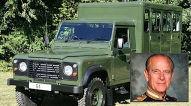 【菲臘親王逝世】生前參與設計!Land Rover Defender 130 Gun Bus 送別 - DCFever.com