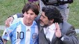 Messi Pays Emotional Tribute to 'Eternal' Diego Maradona