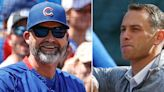 Cubs manager David Ross on deck for possible contract extension