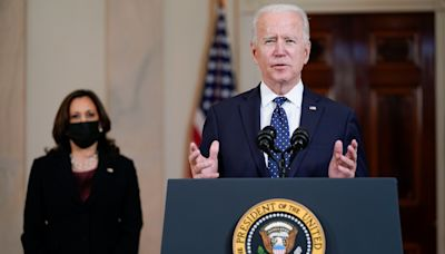 'We can't stop here': Biden says Derek Chauvin's murder conviction is impetus for police reform
