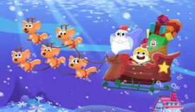 Santa Baby ... Shark! Nickelodeon's New Animated Series Set to Premiere with Holiday Special