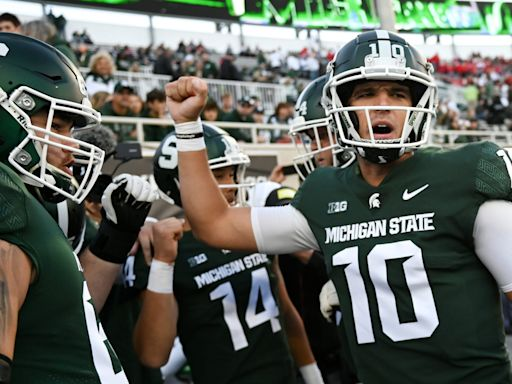 Updated statistical chances of MSU making the College Football Playoff