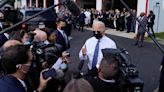 Biden pushes to combat climate crisis while surveying wildfire damage in Western US